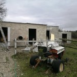 Outbuildings ripe for renovation