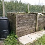 Compost bins, the engine room of the garden